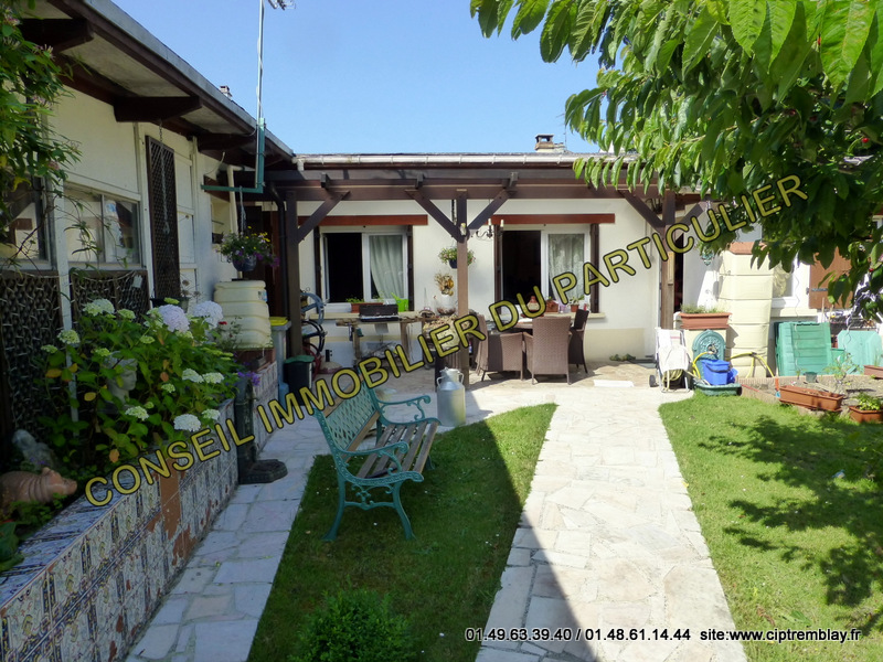 Conseil immobilier particulier 93290 tremblay en france 5802 for Garage tremblay en france